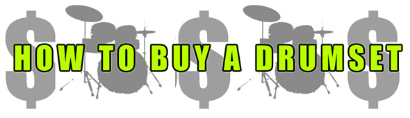 Buy A Drumset Logo